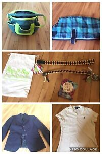 New and used horse tack and riding apparel for sale