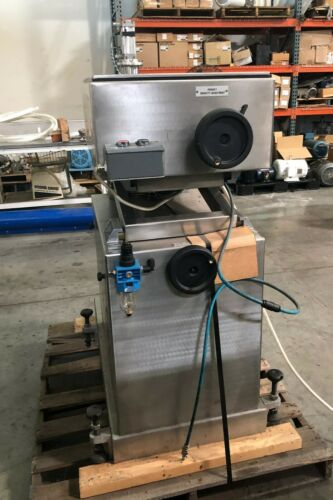 Comas Stainless Steel Piston Filler Depositor