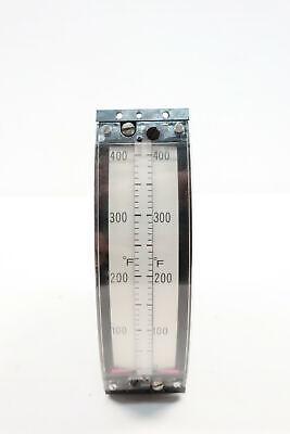 Eil Instruments Temperature Indicator 0-400f
