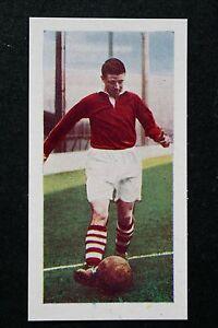 Middlesbrough-Fitzsimmons-1950s-Vintage-Footballer-Card-EXC