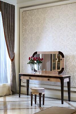 Mesa Moderno Consola Espejo Cómoda Tocador Dormitorio Taburete Repisa