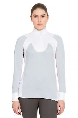 Equine Couture Ladies Chelsea Long Sleeve Show Shirt