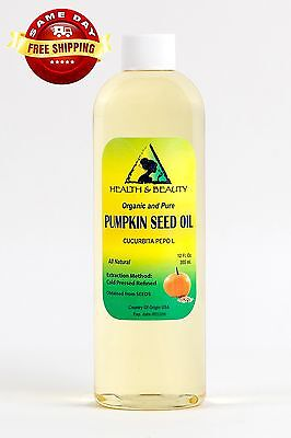 Pumpkin Seed Oil Refined Organic Carrier Cold Pressed 100...