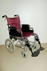 FOLDING TRANSIT WHEELCHAIR $240 Please E-MAIL only. Cranbrook Townsville City Preview