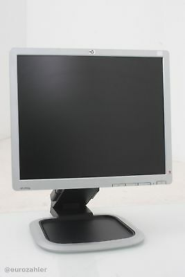 HP L1950G 48 CM 19 ZOLL PIVOT 800 1 5 MS 75 HZ LCD MONITOR SILBER