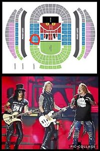 Guns N Roses Not in this Lifetime Tour - 2 Tickets Crace Gungahlin Area Preview