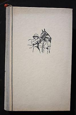 7733 altes Kinderbuch DIEL Mädels im Tropenhelm in Deutsch Ostafrika, Felsverlag
