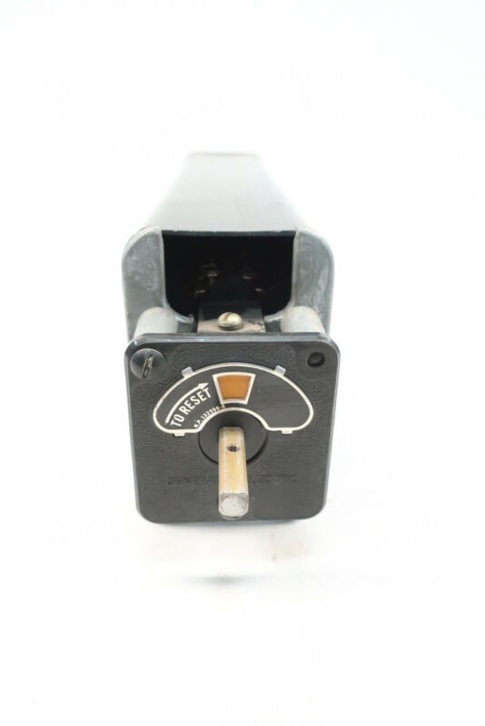 General Electric Ge 12HEA61C240X2 Auxiliary Relay 125v-dc