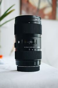 Sigma Lens for filmmakers and photographers