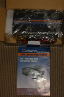 Brand New  Calibre 600 watt 12V Sine Inverter Campervan Caravan