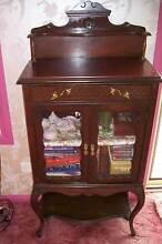 antique small display cabinet Armidale 2350 Armidale City Preview