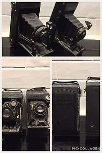 Gorgeous old vintage cameras for display Woodvale Joondalup Area Preview