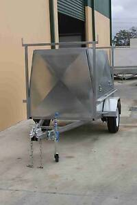 !!GAL TRADESMAN TRAILERS - ALL TYPES & SIZE MADE - EOFY SALE!! Brisbane Region Preview