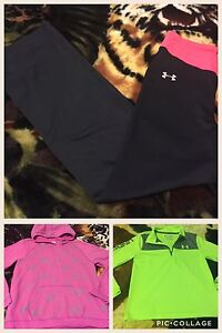 Under Armour clothing for girls
