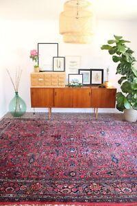9 x 12 vintage area rug