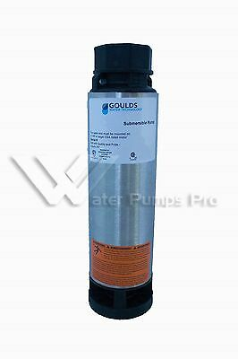5gs10 Goulds Submersible Water Well Pump End Only 5 Gpm 1 Hp Motor Required
