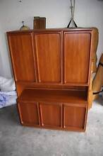 Chiswell teak cabinet Soldiers Point Port Stephens Area Preview