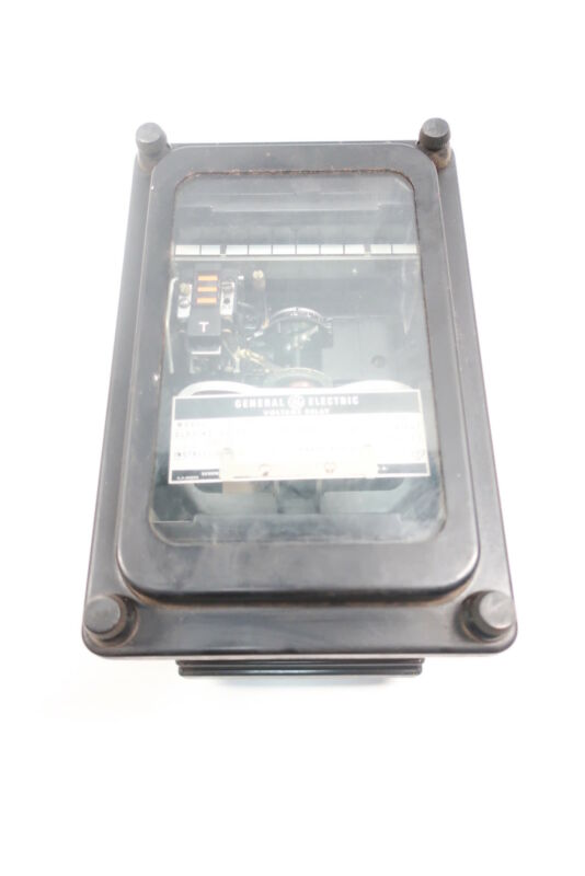 General Electric Ge 12IAV54E1A Voltage Relay 115v-ac