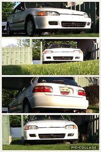 Civic 1993 Automatique 500$