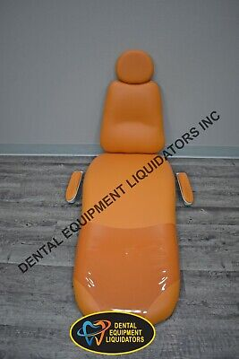 Dental Patient Chair Upholstery Cushion Set Pelton Crane Spirit 3000 3004