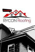 Rycon Roofing for all you exterior needs