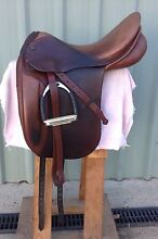 """Stubben Roxanne dressage saddle 17 1/2"""" Maitland Maitland Area Preview"""