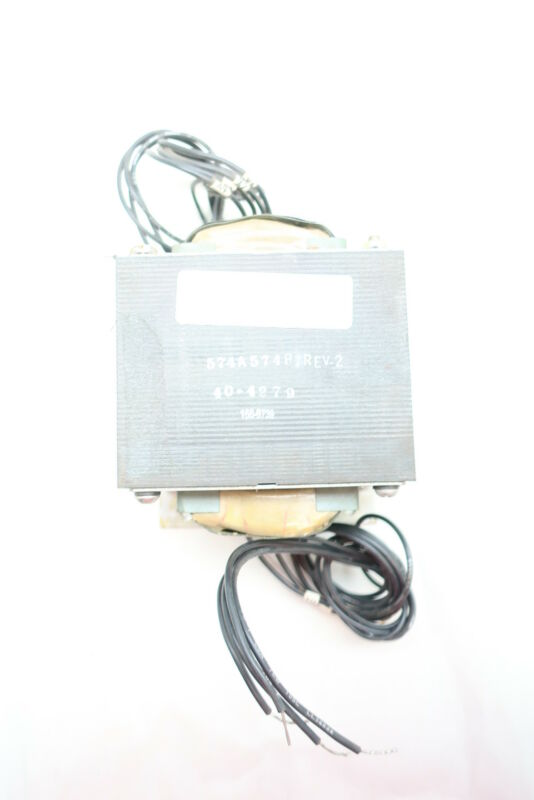 General Electric Ge 574A574P1 Voltage Transformer