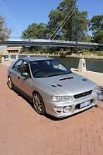 1999 Subaru WRX East Perth Perth City Preview