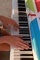 Accepting New Students - Piano Lessons