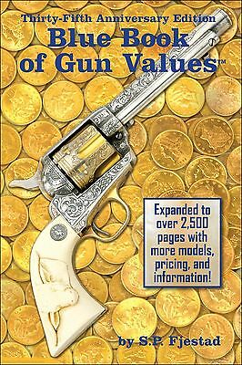 BLUE BOOK OF GUN VALUES 35TH EDITION (2014/15) on Rummage