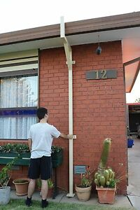 Steel Metal Post for Verandah Carport Deer Park Brimbank Area Preview