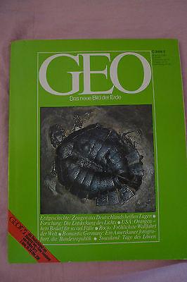 GEO Magazin - Heft 06 - Juni 1981