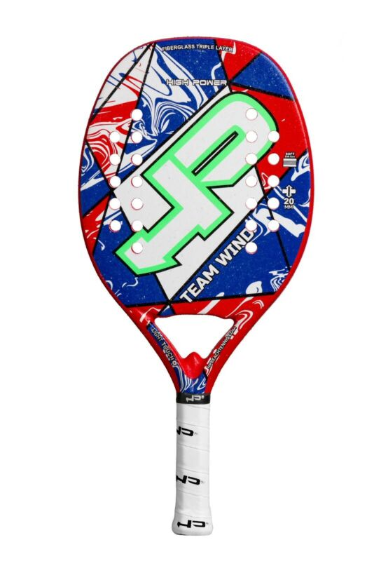 HP Team Wind Beach Tennis Paddle/Racket