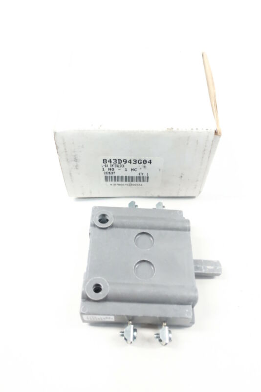 Cutler Hammer 843D943G04 L-64 Interlock