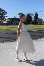 Girls white dress Wahroonga Ku-ring-gai Area Preview