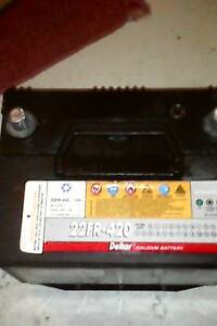 car battery 420 cca works perfect 7 months old 3 not used Tanah Merah Logan Area Preview