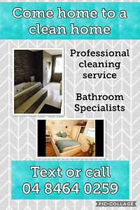 Need a cleaner? We're the best cleaners in town Emu Plains Penrith Area Preview