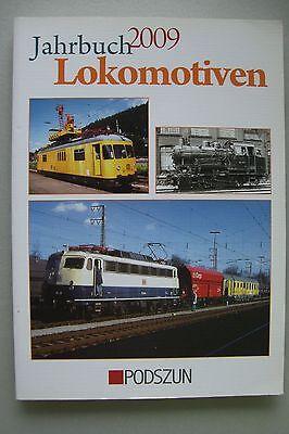 Jahrbuch 2009 Lokomotiven