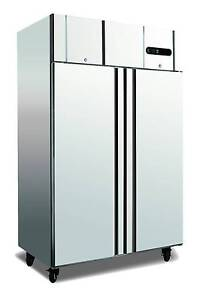 BRAND NEW Double Solid Door Commercial Freezer with LED Lights an Darra Brisbane South West Preview