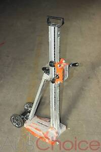 """Bayer BAY650 76cm 30"""" Diamond Core Drill Rig Stand w Wheels Wacol Brisbane South West Preview"""