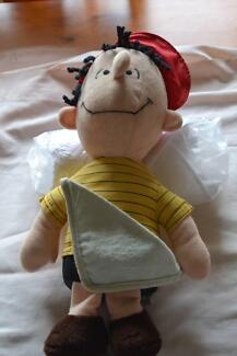 Linus Plush Doll 1966 (vintage)