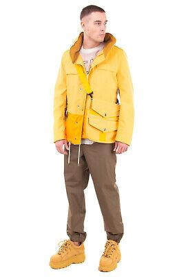 RRP €1045 JUNYA WATANABE COMME DES GARCONS Raincoat & Shoulder Bag Set Size M