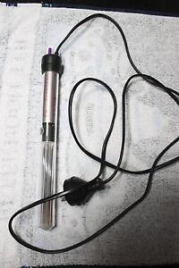 Aqua one 100W Submersible Glass Heater Leichhardt Leichhardt Area Preview