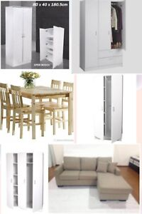 Wardrobe sofa dining table shoe cabinet for sale and clearance!