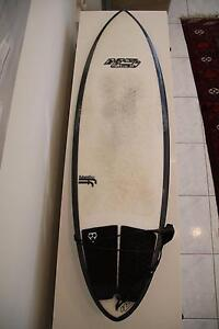 Hypto Krypto HS Hayden Shapes 5'10    20 1/4    2 5/8 South Coogee Eastern Suburbs Preview