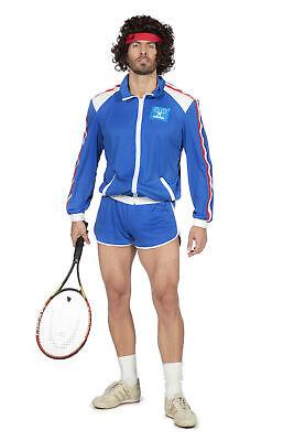 80er-Jahre - 80er Jahre Tennis Kostüme