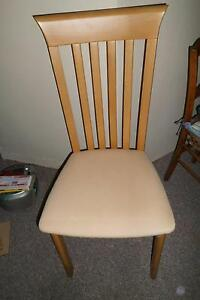 Six High Back Dining Chairs Hornsby Hornsby Area Preview