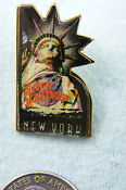 Planet Hollywood New York Pin