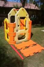KIDS OUTDOOR PLAYGYM WITH SPRINKLER BAR PLAY GYM SPARE PARTS Mansfield Brisbane South East Preview