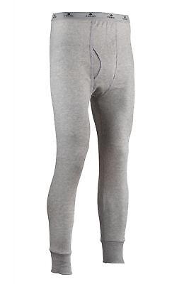 2d0d2e43970a Indera Dual Face Performance Thermal Pants with Silvadur - Grey Men Size S